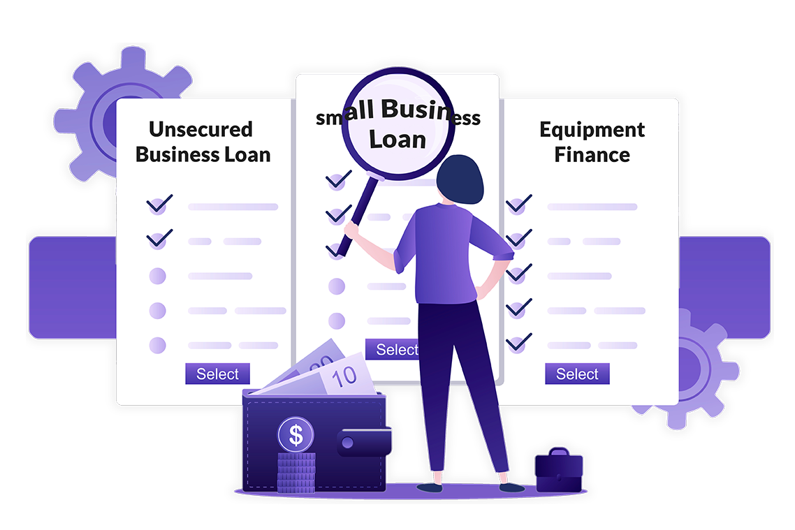 Business Funding Finance Equipment small business overdraft vehicle loan loans Australia Australian Compare Comparing Best Options Financial